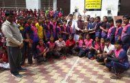 पालिकेच्या थेरगावातील कबड्डी विजेत्या मुलींना दिल्लीची हवाई सफर