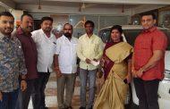 सामाजिक भान व जाण जपत आपल्या नेत्याच्या वाढदिवशी मुख्यमंत्री निधीस दिली मदत..!